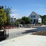 Le Roux TP - Travaux Publics - Voirie route - Voirie en centre bourg - 3
