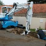 Le Roux TP - Travaux Publics - Aménagement urbain - Canalisations - 7