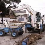Le Roux TP - Travaux Publics - Aménagement urbain - Canalisations -8