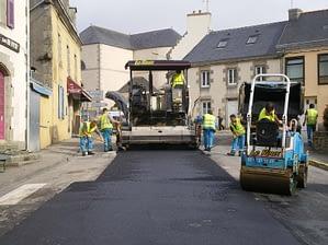 Le Roux TP - Travaux Publics - Voirie route - Voirie - 1