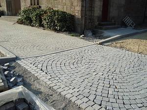 Le Roux TP - Travaux Publics - Aménagement urbain - Pavage - 4