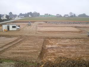Le Roux TP – Travaux Publics – Plateforme industrielle - Plateforme terrasse - 3